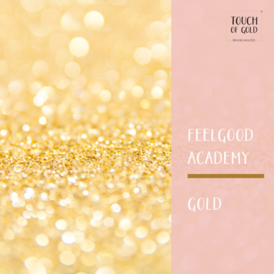 Feelgood Academy gold